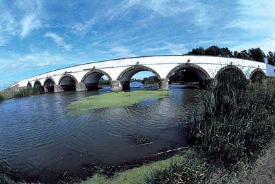 Kilenclyukú híd - Hortobágy híres nevezetessége